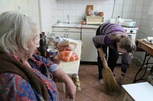 Кому положен социальный работник бесплатно в спб
