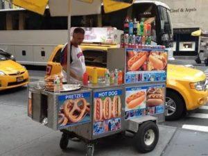 Подробный бизнес план прилавка с хот догами
