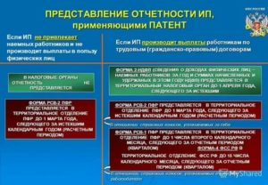 Отчет для ип по патенту