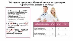 Программа земский доктор до какого года действует