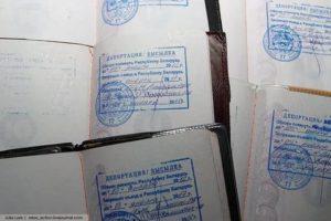 Если депортировали из россии как вернуться