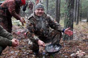 Когда открытие осенней охоты в брянской области 2019