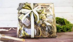 Как красиво упаковать чай на подарок в новый год