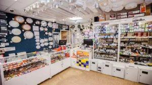 Открыть магазин электрики с нуля сколько нужно денег