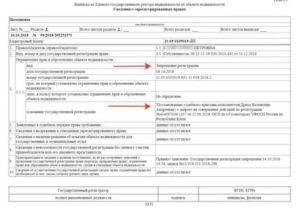 Государственная регистрация ограничения обременения права на квартиру