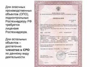 Перечень документов для переоформления лицензии на опо