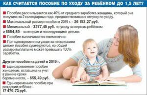 Сколько у родителей должна быть зарплата чтобы получать детское пособие