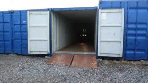 Перевозка домашних вещей в другой город в контейнере