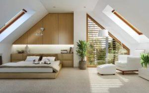 Как узаконить мансарду в частном доме в жилое помещение