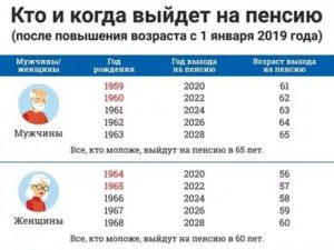 Реформы 2019 в россии