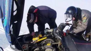 Какой штраф за езду на снегоходе без прав
