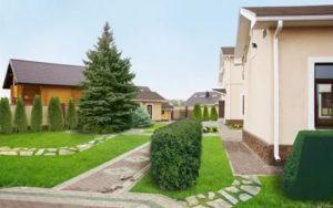 Как взять в аренду придомовую территорию частного дома