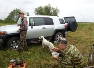 Открытие охоты осень 2019 владимирская область