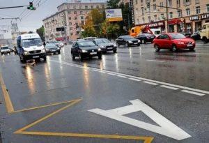 Автобусная полоса когда можно ездить по ней в москве в2019