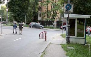 Какой штраф за въезд в пешеходную зону