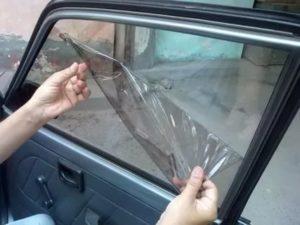 Какая пленка лучше для тонировки стекол автомобиля лучше