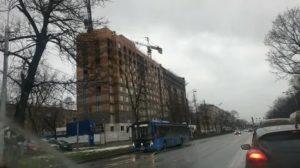 Строительство стартовой площадки в люблино на краснодонской