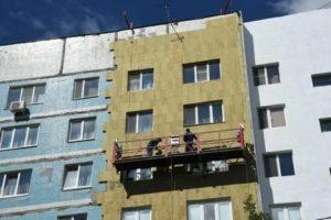 Капитальный ремонт фасада многоквартирного дома в москве