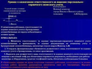 Функциональные обязанности работника ответственного за воинский учет 2019 в ворде