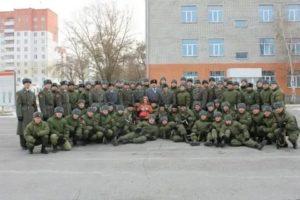 Спецнз новосибирск воинская часть требования
