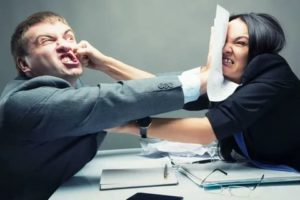 Хамство на рабочем месте как бороться