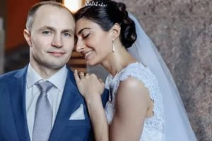 Смешанный брак армянин и русская