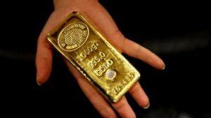 Размеры слитка золота 1 кг
