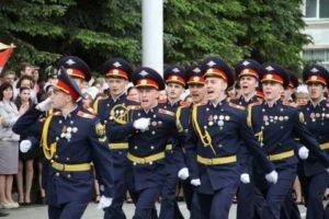Все военные училища после 9 класса