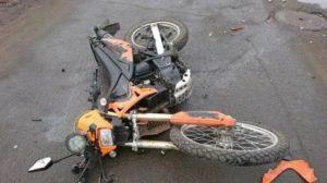 Количество погибших мотоциклистов в 2019