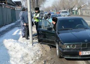 Как поставить авто на киргизских номерах в россии на учет