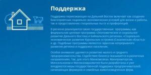 Программа переселения на дальний восток для россиян