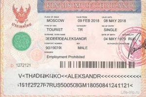 Тайланд нужна ли виза для россиян 2019