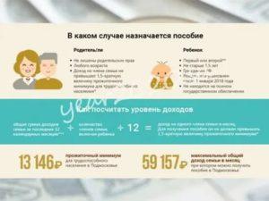 Сколько денег родовых получаешь на 1 ребенка