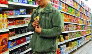 Что будет подростку за кражу в магазине