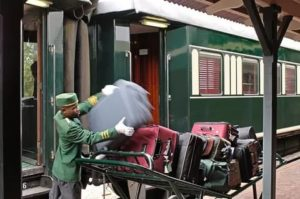 Отправить багаж багажным вагоном ржд
