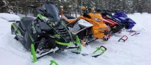 Где можно страховать снегоход