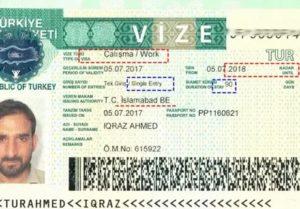 Нудна ли гражданам турции виза для посещения россии