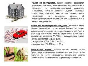 Облагаются ли гаражи налогом на имущество