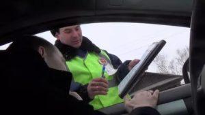 Если водитель лишенный прав сел за руль