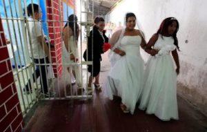 Свадьба в тюрьме фото