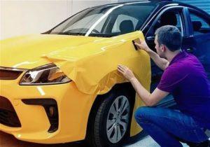 Сколько стоит будет поменять цвет машины