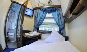 Что такое люкс в поезде