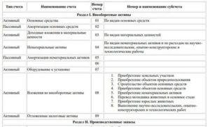 Активные счета в бюджетных учреждениях