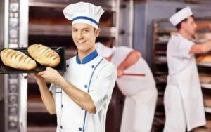 Помощник пекаря что должен делать