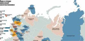 Программа переселения из казахстана в россию на 2019 год какие регионы
