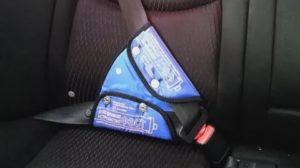 Как называется треугольник для пристегивания детей в машине
