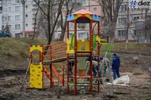 Кто должен обустраивать детские площадки во дворах многоквартирных домов