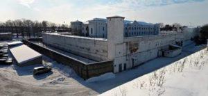 Соликамск тюрьма черный дельфин